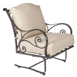 Ashbury Spring Base Lounge Chair