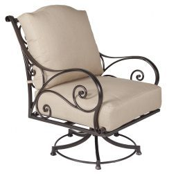 Ashbury Swivel Rocker Lounge Chair