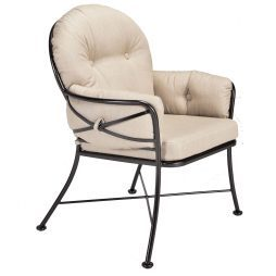 Cambria Club Dining Arm Chair