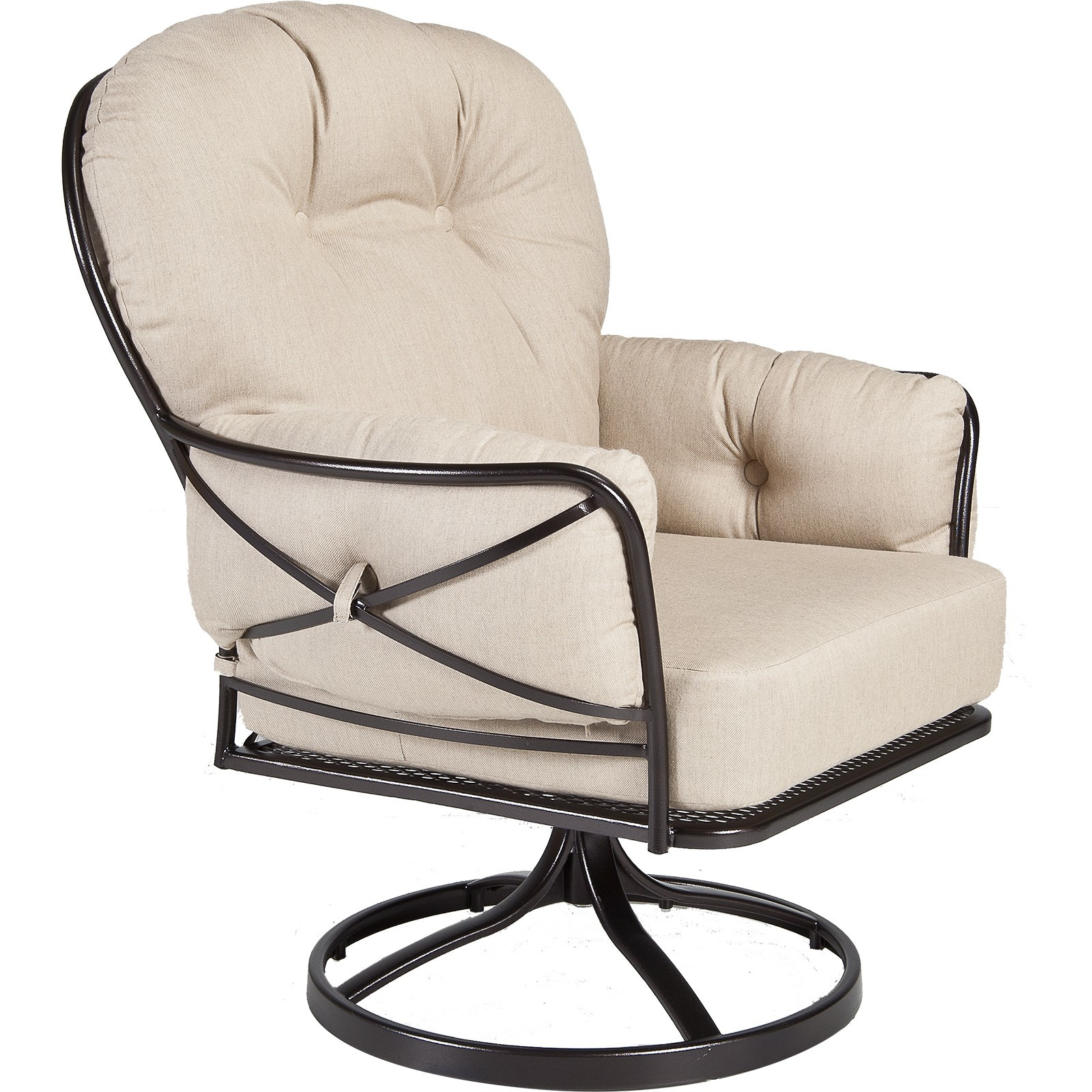 Cambria Swivel Rocker Lounge Chair