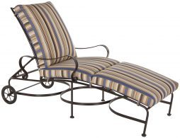 Marquette Adjustable Chaise