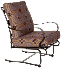 Marquette Spring Base Lounge Chair
