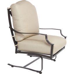Madison Spring Base Lounge Chair