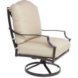 Madison Swivel Rocker Lounge Chair