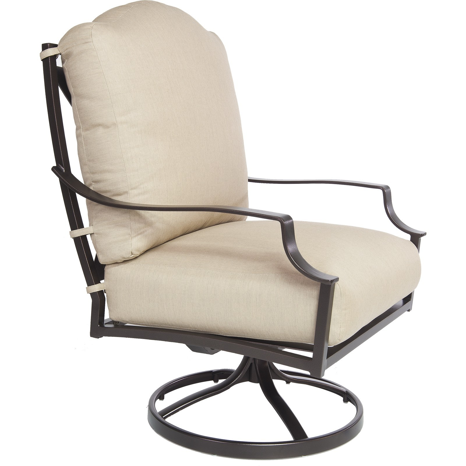 Madison Swivel Rocker Lounge Chair Hauser s Patio