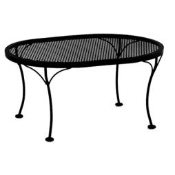 "Micro Mesh Coffee Table 34"" w x 24"" d x 18"" h"