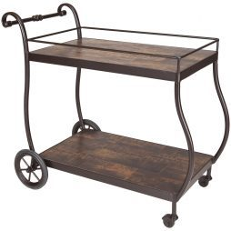 St. Charles Tea Cart
