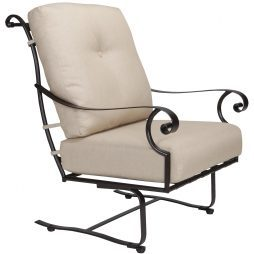 St. Charles Spring Base Lounge Chair