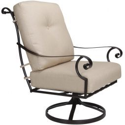 St. Charles Swivel Rocker Lounge Chair