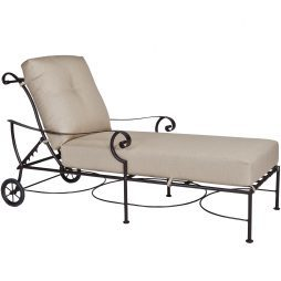 St. Charles Adjustable Chaise