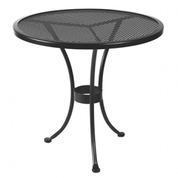 "Standard Mesh Mesh Dining Table 30"" Round"