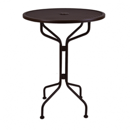 "Micro Mesh Bar Table 30"" Round"