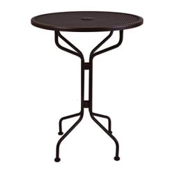 "Micro Mesh Bar Table 30"" Round"