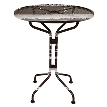 "Micro Mesh Counter Table 30"" Round"