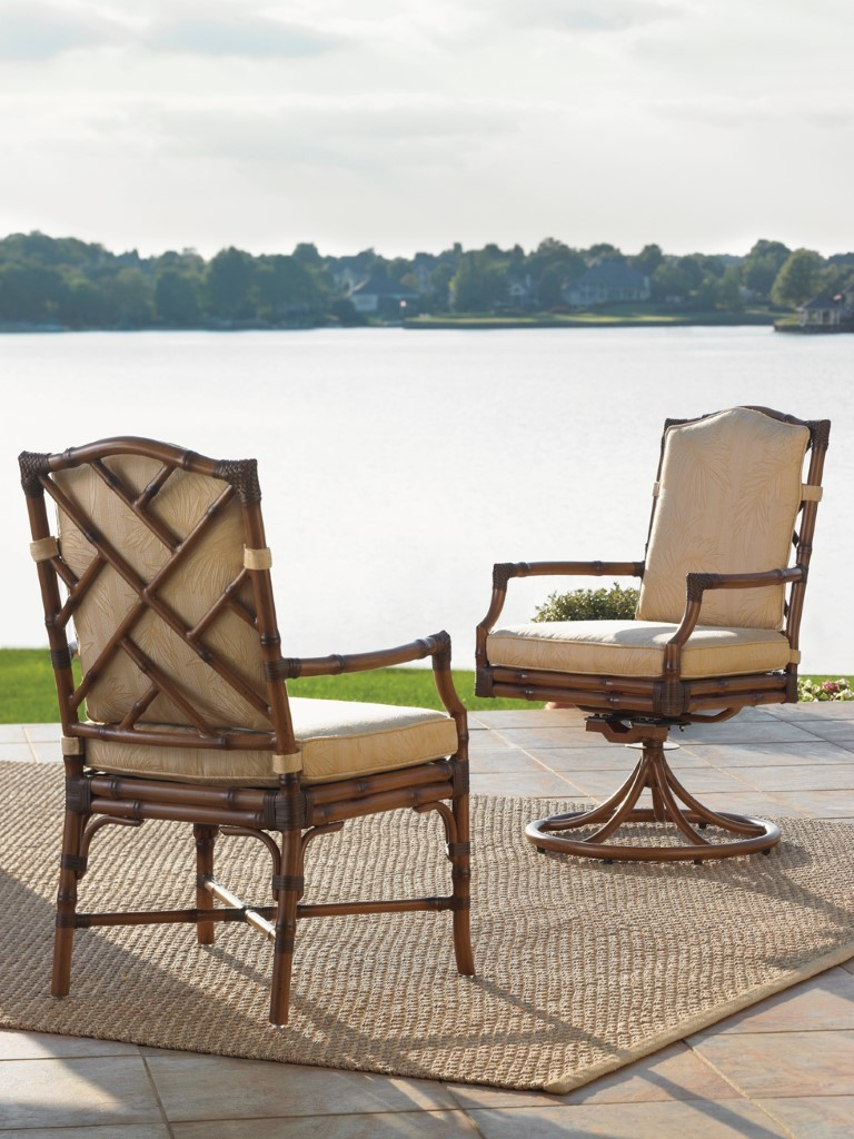 island estate veranda dining chair hauser 39 s patio. Black Bedroom Furniture Sets. Home Design Ideas