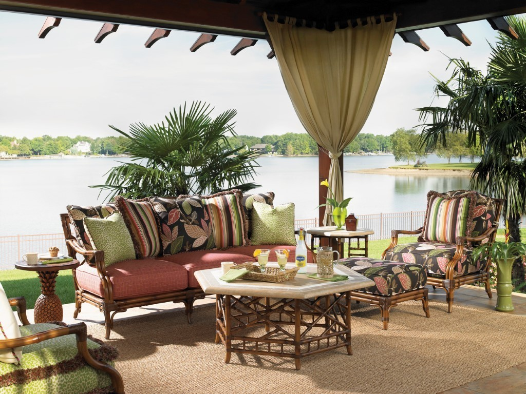 island estate veranda sofa hauser 39 s patio. Black Bedroom Furniture Sets. Home Design Ideas