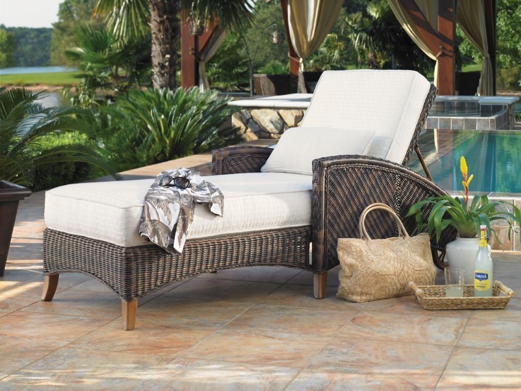 Island Estate Lanai Chaise Lounge Hauser s Patio