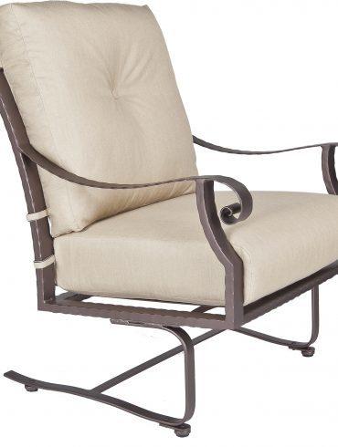 Luna Spring Base Lounge Chair