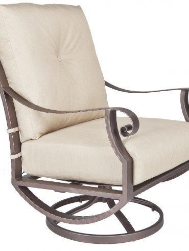 Luna Swivel Rocker Lounge Chair