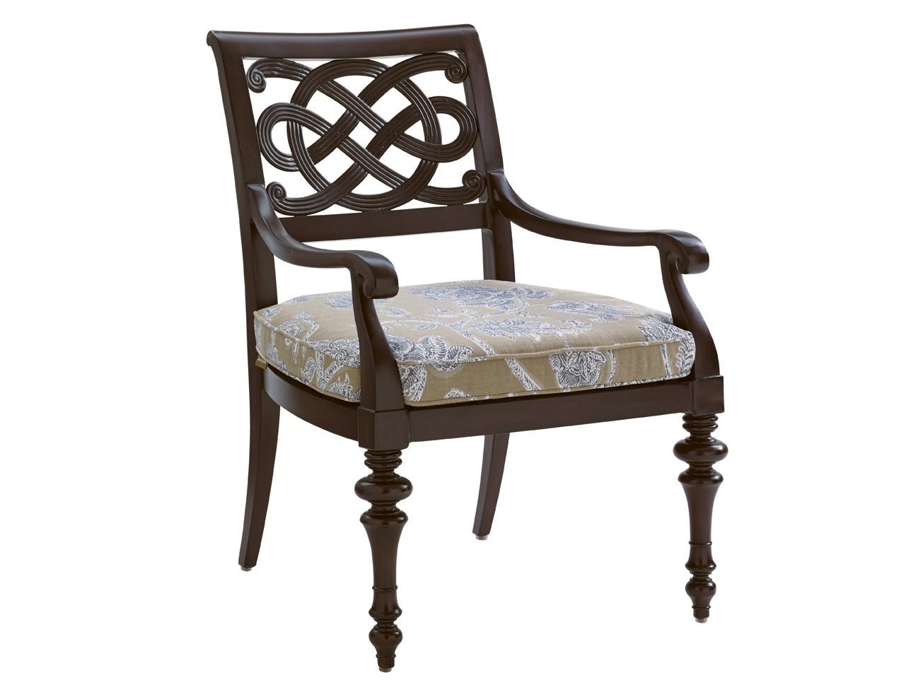 Royal Kahala Black Sands Dining Chair Hauser S Patio