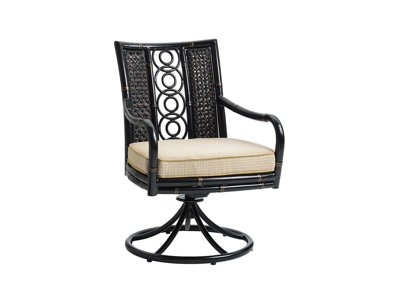 marimba swivel rocker dining chair hauser 39 s patio