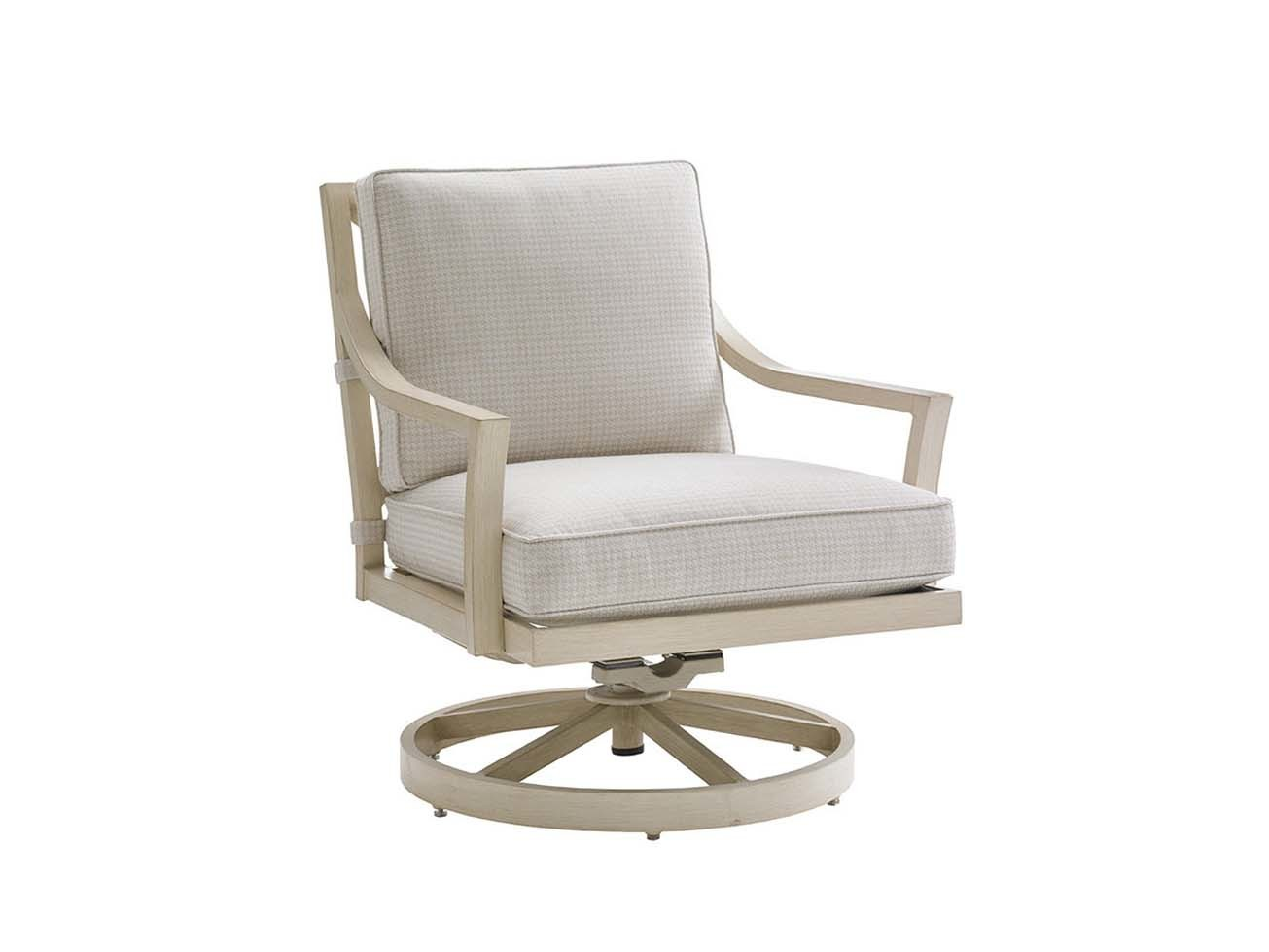 Misty Garden Swivel Rocker Lounge Chair Hauser S Patio