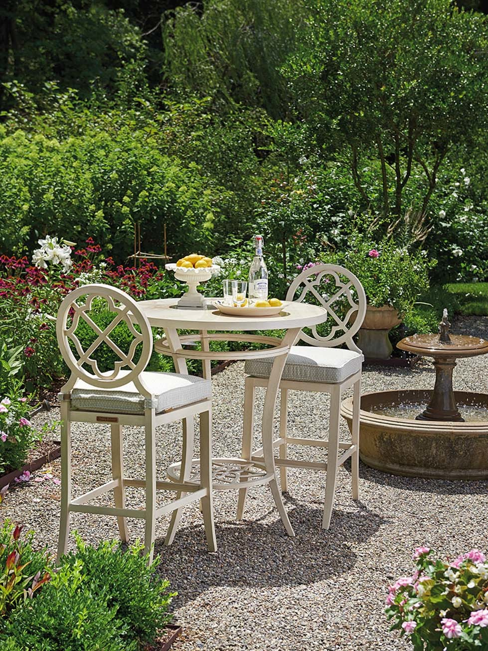 Tommy Bahama Outdoor Living Misty Garden bistro table