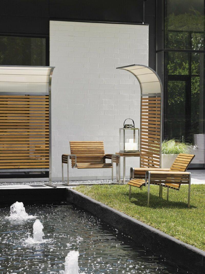 teak furniture Tommy Bahama Outdoor