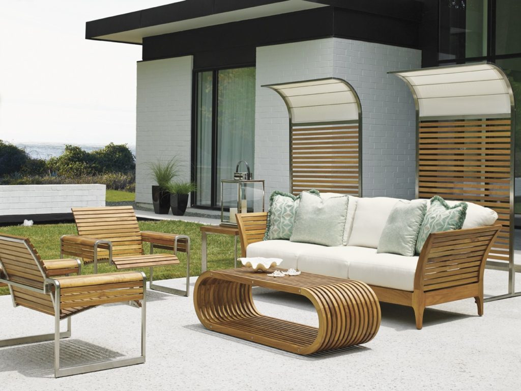 Tommy Bahama Outdoor Tres Chic Teak Furniture