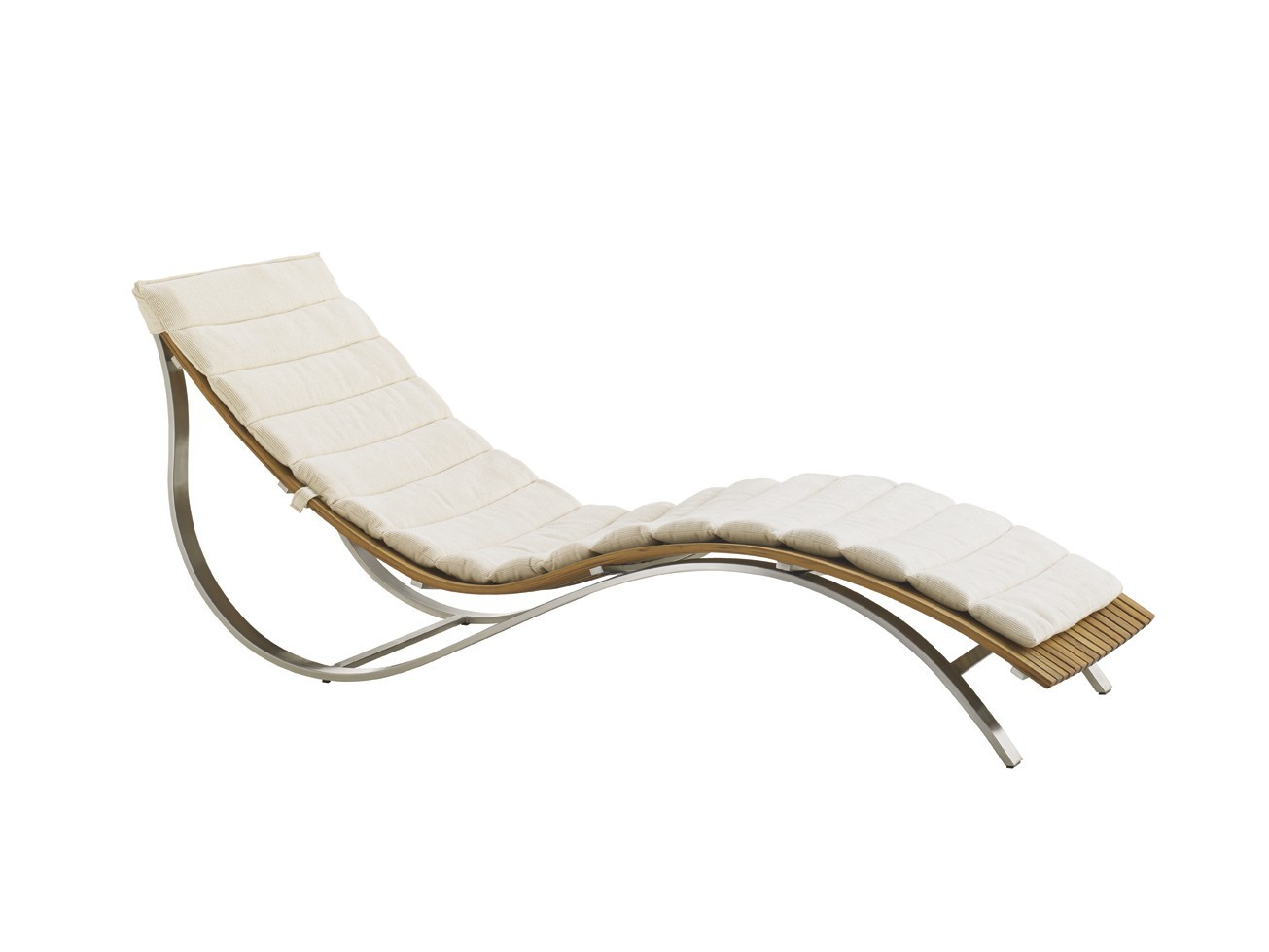 Tres Chic Chaise Lounge Hauser S Patio