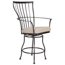Monterra Swivel Counter Stool With Arms
