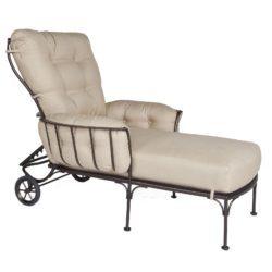 Monterra Adjustable Chaise