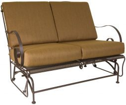 Avalon Love Seat Glider