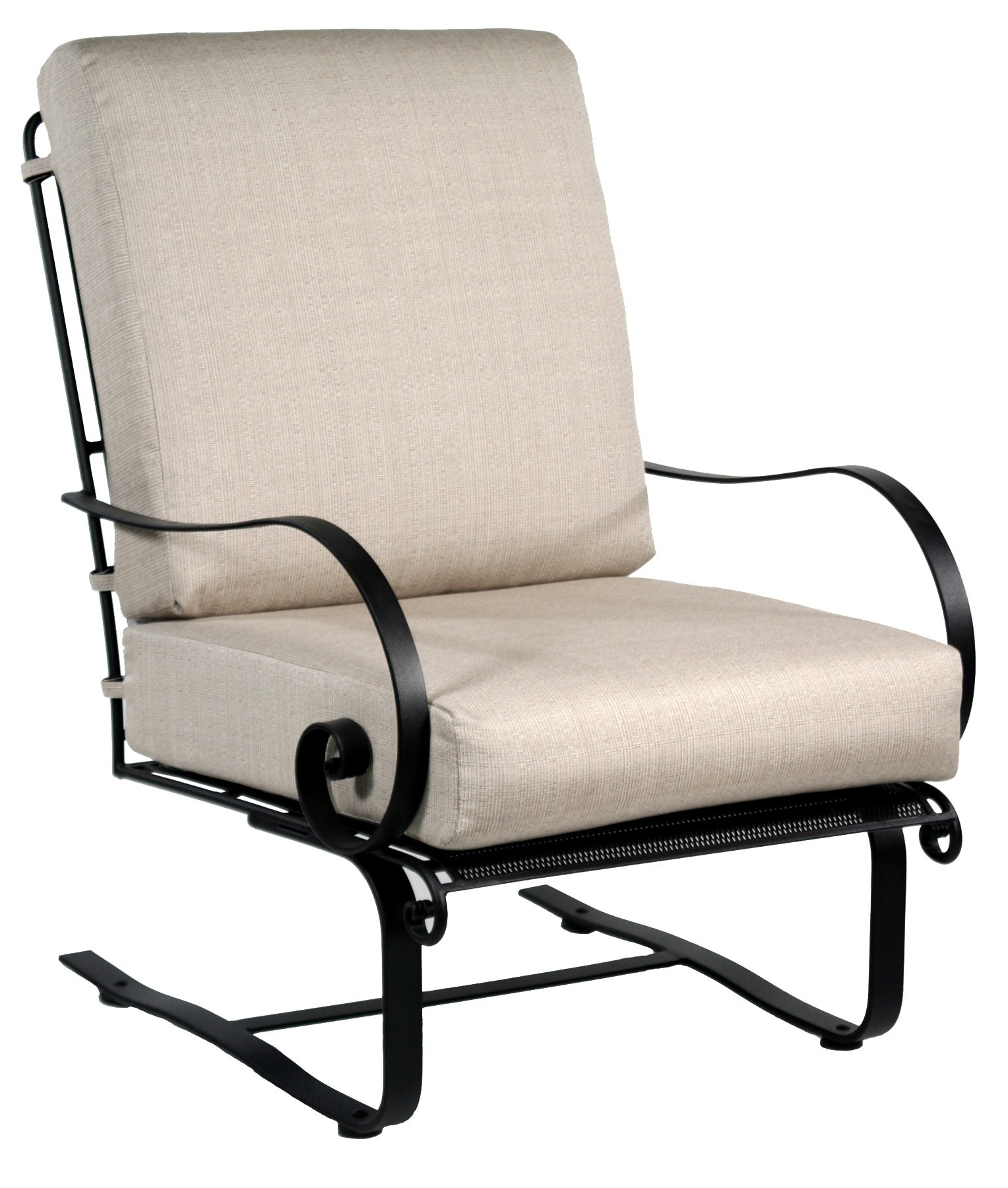 Avalon Spring Base Lounge Chair