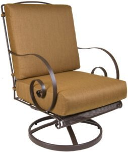 Avalon Swivel Rocker Lounge Chair