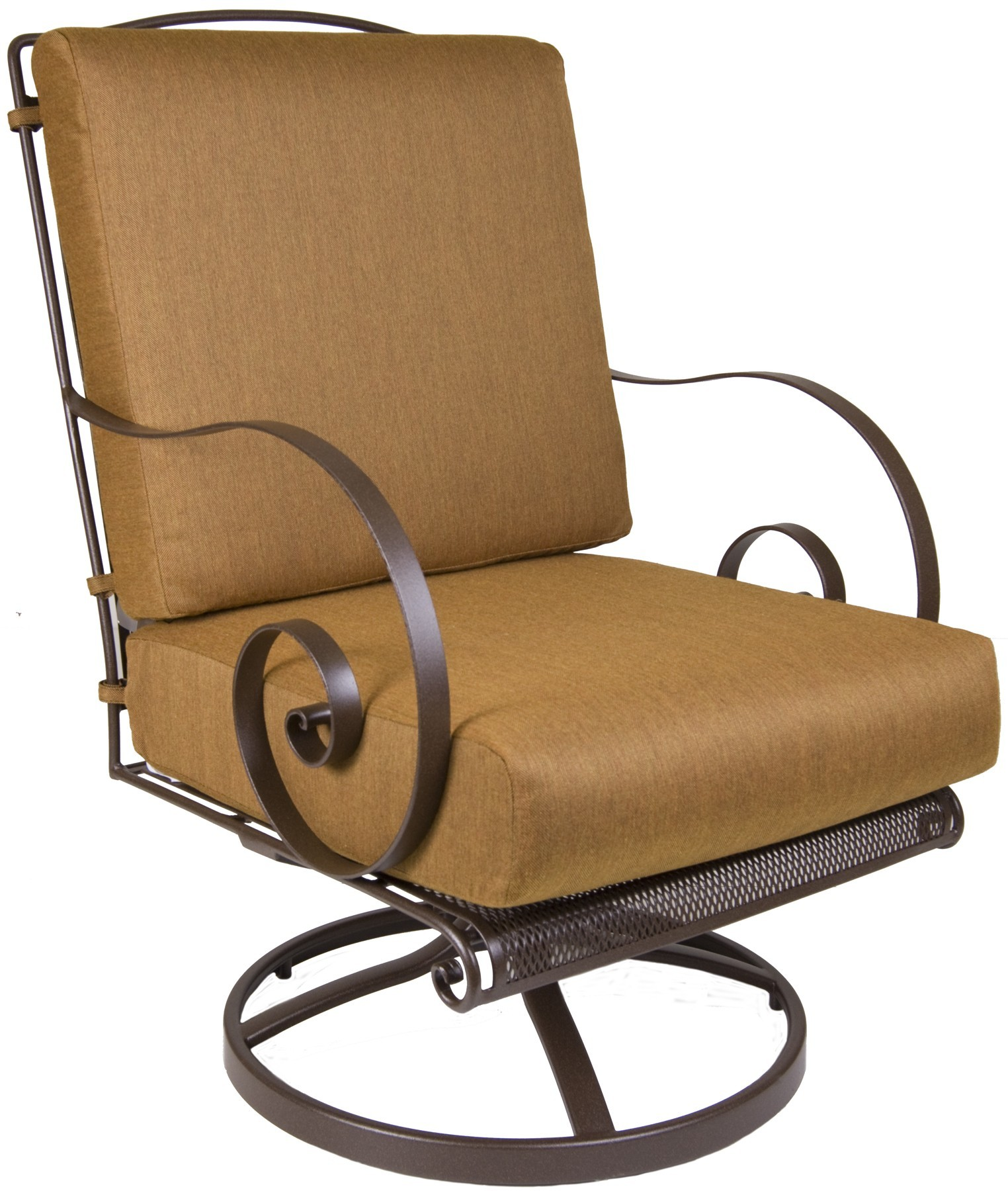 Avalon Swivel Rocker Lounge Chair Hauser S Patio
