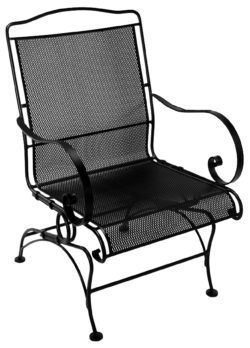 Avalon Coil Spring Dining Arm Chair