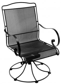 Avalon Swivel Rocker Dining Chair