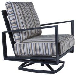 Gios Swivel Rocker Lounge Chair