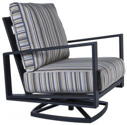 Gios Swivel Rocker Lounge Chair