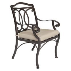 Palisades Dining Arm Chair