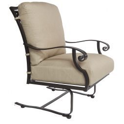 Palisades Spring Base Lounge Chair