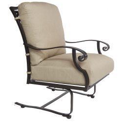 Palisades Spring Base Lounge Chair
