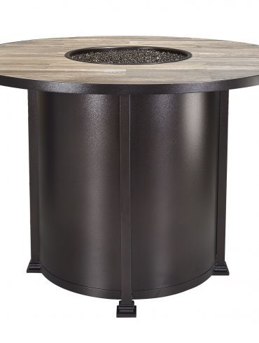 """Fire Pits 54"""" Round Counter Height Fire Pit"""