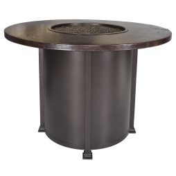"Fire Pits 54"" Round Counter Height Fire Pit"