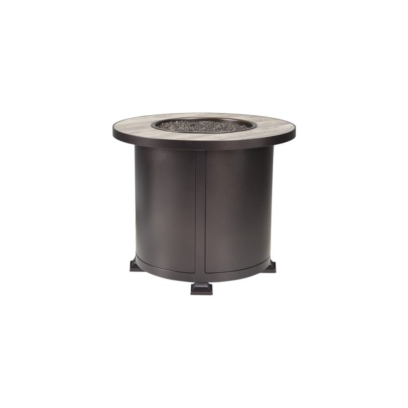 "Fire Pits 30"" Round Chat Height Fire Pit"
