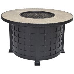 "Classico  42"" Chat Height Iron Fire Pit"