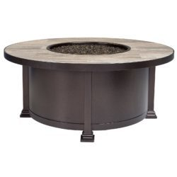 "Fire Pits 42"" Round Occasional Height Fire Pit"