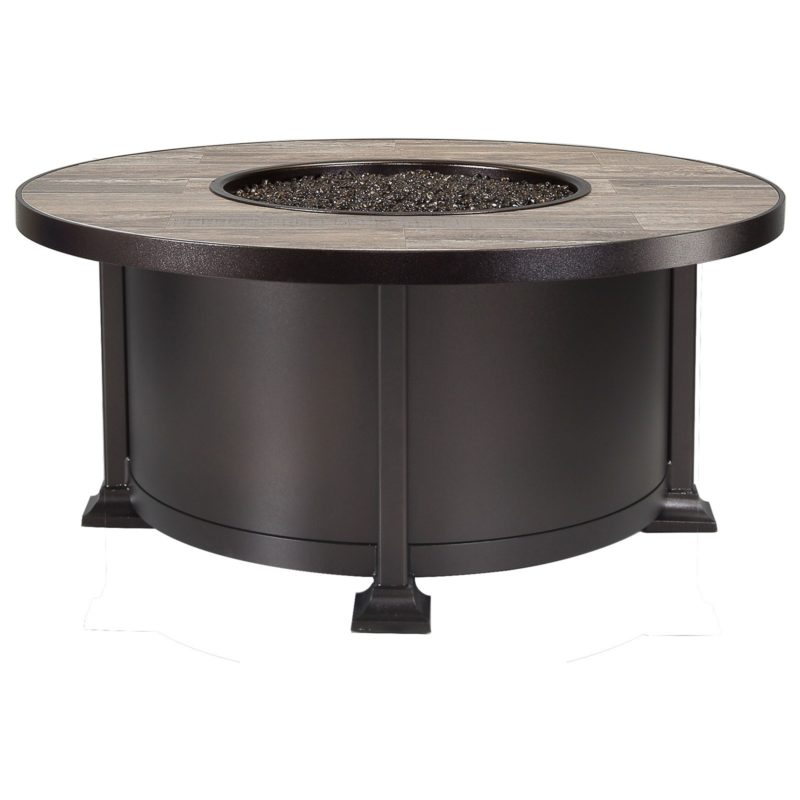 """Fire Pits 42"""" Round Occasional Height Fire Pit"""