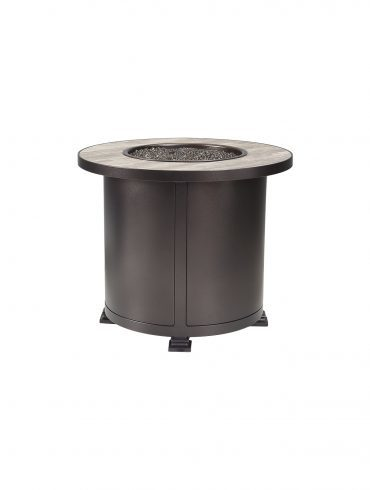 """Fire Pits 30"""" Round Chat Height Fire Pit"""